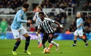 Christian Atsu's Newcastle halt Manchester City incredible run in EPL