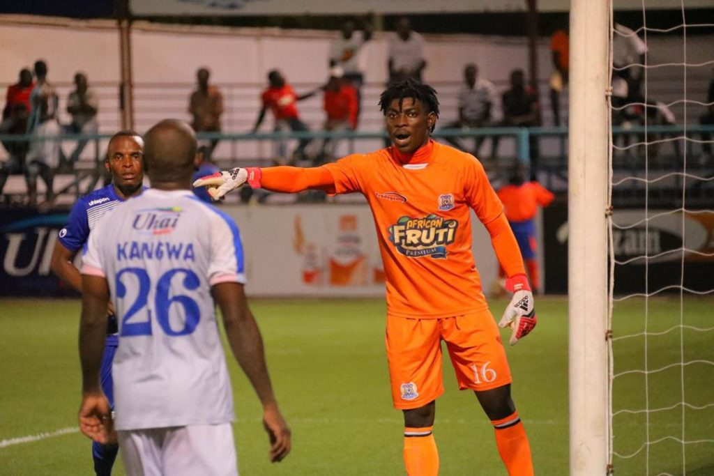 Azam FC goalkeeper Razark Abalora eyes Black Stars call-up
