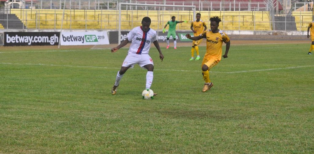 Betway Cup 2019: Hosts AshantiGold set to play Medeama SC in final