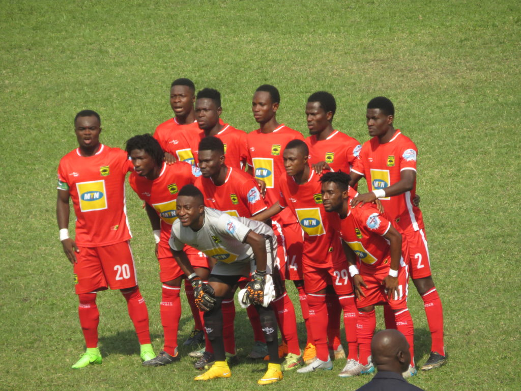 CAF CC: Asante Kotoko eye early qualification to avoid calculations - Augustine Sefa