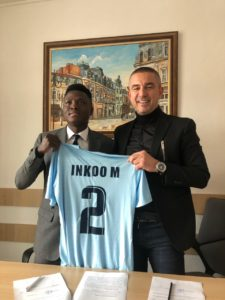 Ghanaian defender Samuel Inkoom set to revive career in Bulgaria after FIFA ban