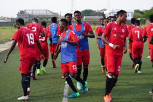 Inter Allies to hold two weeks justifier
