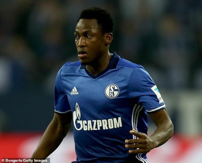 Ghana's Baba Rahman to join Ligue 1 Stade Reims on loan