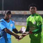 Ghana's Razark Abalora stars in Mapinduzi Cup