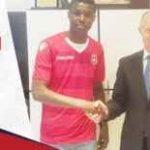 Richard Danso Signs For Tunisian Club Etoile Du Sahel