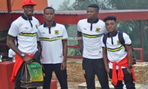 Kotoko defender Ismael Ganiyu optimistic of victory over Cotton Sports in CAF CC