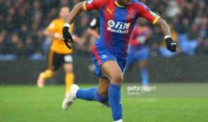 Jordan Ayew receives praise from manager Roy Hodgson after scoring first Crystal Palace goal yew for debut Crystal Palace goal