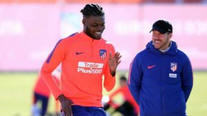 Atletico Madrid could use Thomas Partey as a bait to sign Mauro Icardi from Inter Milan