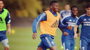 Nigeria defender Kenneth Omeruo hails Michael Essien for his influence on his playing career