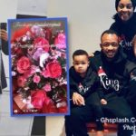 Jordan Ayew surprises wife on Val's day