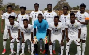 U-20 AFCON: Ghana crash out of U-20 AFCON and fail to make World Cup