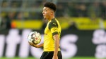 Sancho inspired to join Dortmund by Pulisic success