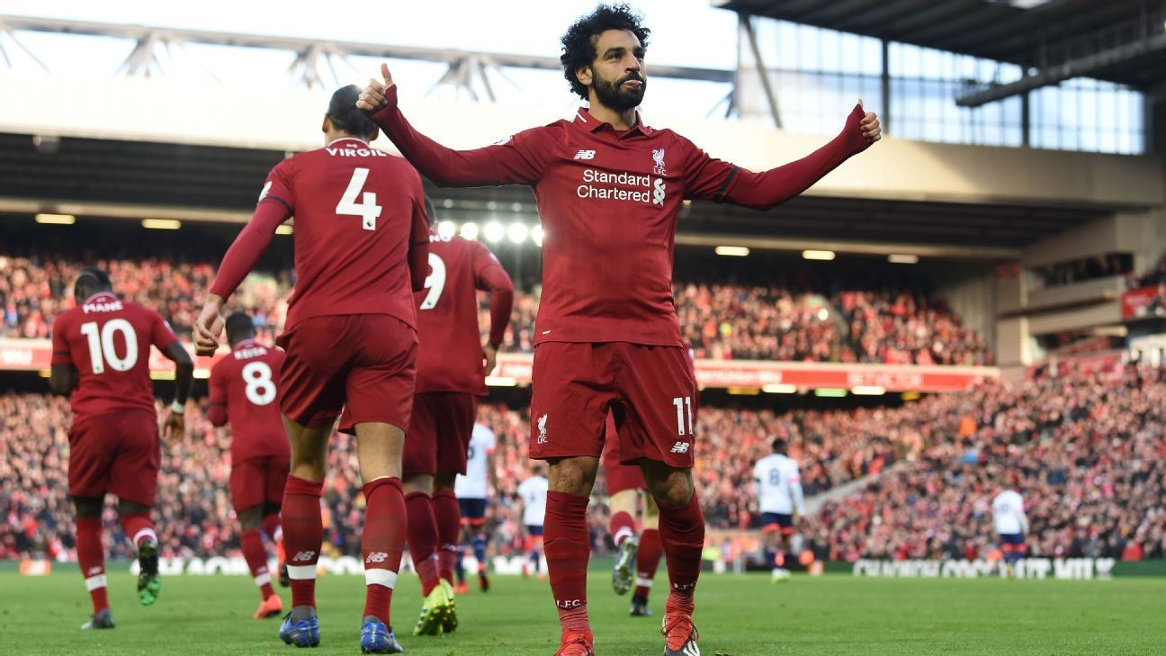 Liverpool back in top spot as Mane, Wijnaldum, Salah down Bournemouth