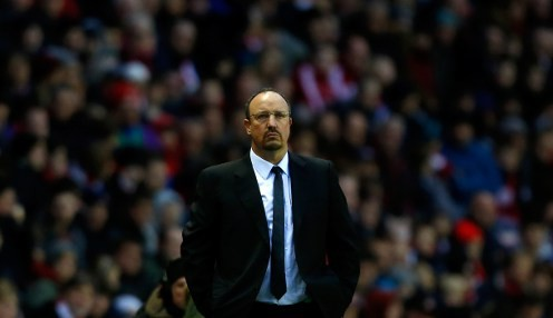 Benitez eyeing further progress