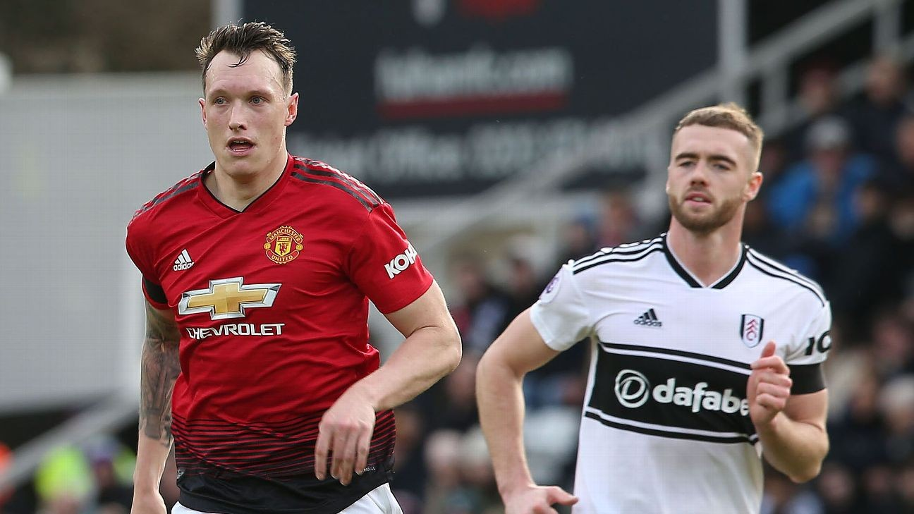 Manchester United under Jose Mourinho were 'laughing stock' - Phil Jones