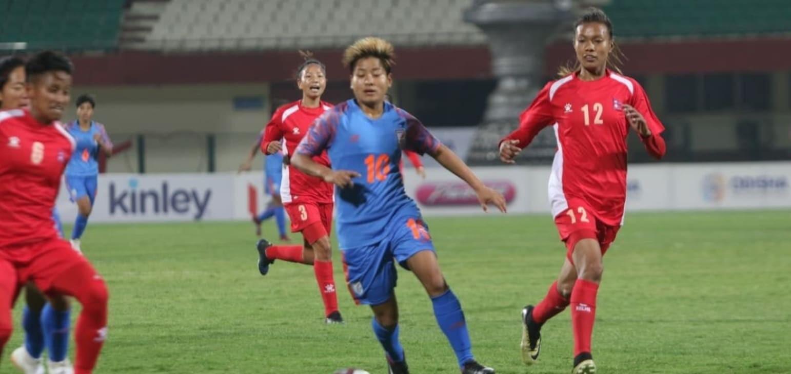 Nepal stun India, Myanmar defeat IR Iran in Gold Cup