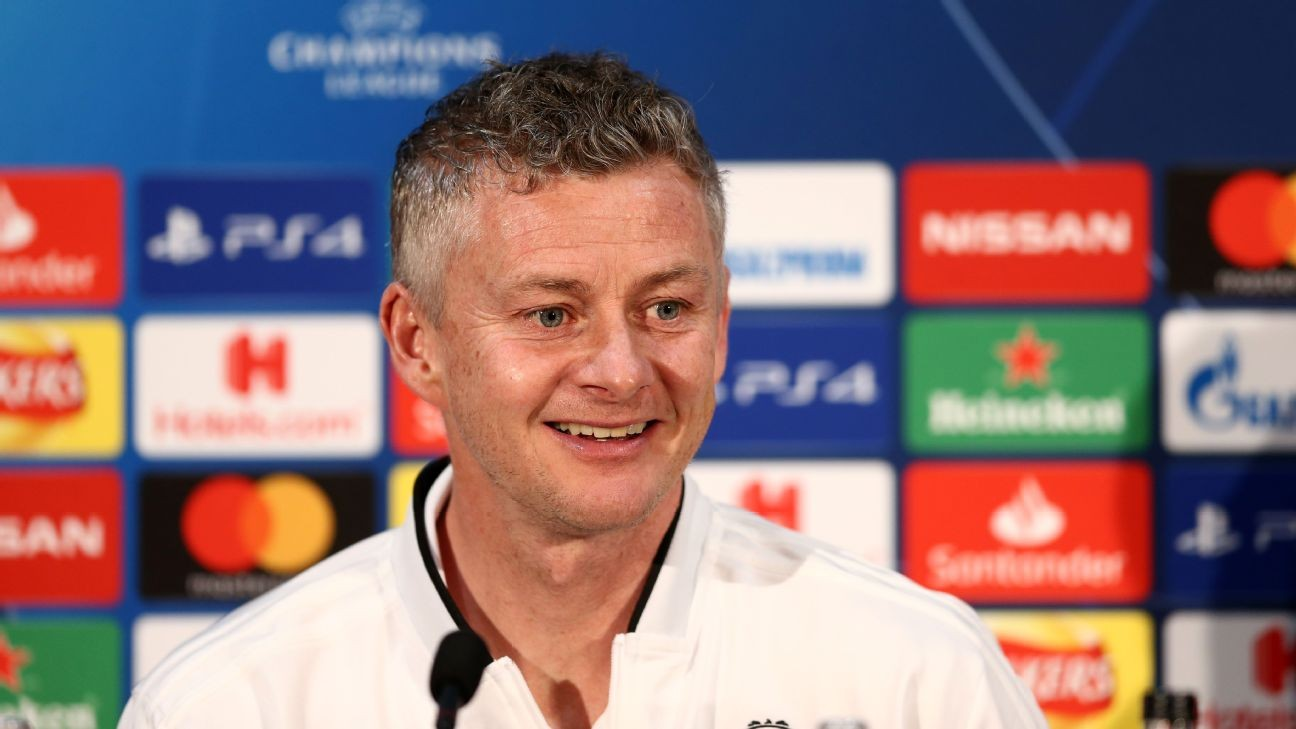 Solskjaer talks the talk before his biggest tests as Man United manager