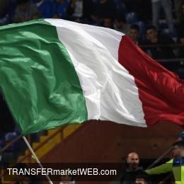 CA LANUS - An Italian club pursuing 2001-born winger DE LA VEGA