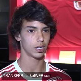 WOLVERHAMPTON closer and closer to Benfica wonderkid JOAO FELIX