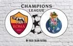 Roma v Porto: Official Line-Ups