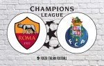 Champions League LIVE: Roma v Porto