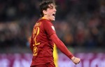 Zaniolo becomes youngest Italian to net Champions League brace
