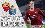 VIDEO: Roma 2-1 Porto – Zaniolo makes his mark