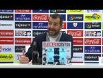 Rueda de prensa de Diego Martínez tras el Córdoba CF vs Granada CF (1-2)