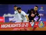 Highlights SD Eibar vs Getafe CF (2-2)