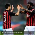 TMW - TOTTENHAM scouting AC Milan duo tonight