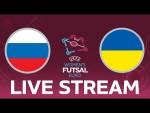 Russia vs. Ukraine: UEFA Women's Futsal EURO LIVE!