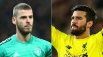 Man Utd v Liverpool: David de Gea & Alisson - how two keepers became Premier League stars