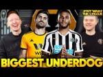 Mark Goldbridge vs Joe  | The BEST Premier League Underdogs Ever Are…  | #StatWarsTheChampions3