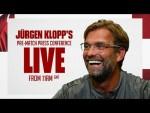Jürgen Klopp's pre-match press conference | Man Utd