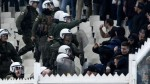 Champions League: AEK Athens get suspended ban over crowd trouble