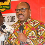 CAF Confederation Cup; Asante Kotoko will beat Nkana -George Amoako assures supporters