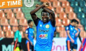 Thomas Abbey scores in Malaysian Super League [PHOTOS]