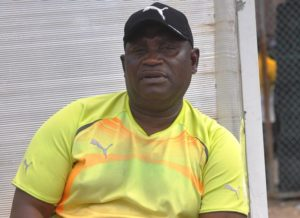 Lack of football activities in Ghana caused our exit - Jimmy Cobblah