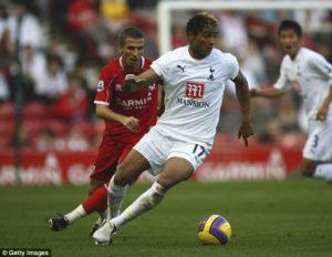 KP Boateng reveals why he struggled at Tottenham Hotspurs