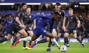 Chelsea is the right place Hudson-Odoi - Zola insists