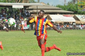 Match Report: Hearts of Oak thrash Evergreen FC in friendly