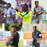 Kolog Bonaventure writes: Meet Ghana's Top 5 goalkeepers vying for AFCON ticket