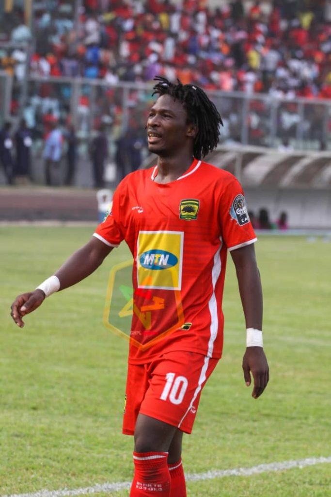 Yacouba unperturbed with scoring drought - Manager claims