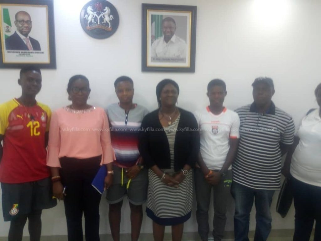 Valued Girls FC transfer trio to Nigerian side Edo Qweens