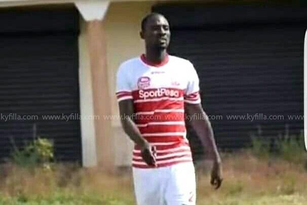 Jean Vital Ourega joins Tanzania side Simba SC