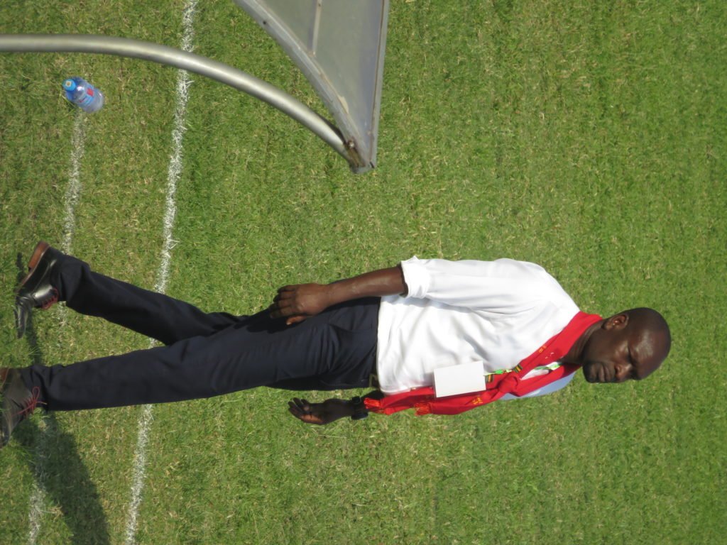 C.K Akunnor introduce four players to line up against Nkana FC