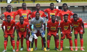 Asante Kotoko were depressed before Al Hilal game- Yaw Amo Sarpong