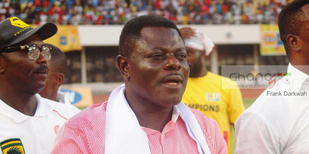 Coach C.K Akunnor has my support - KotokoChairman Dr. Kwame Kyei