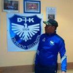 Richard Manu backs coach C.K Akunnor to solve Kotoko's defensive frailties