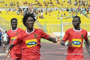 Maxwell Konadu defend Yacouba defence despite struggling to end goal drought